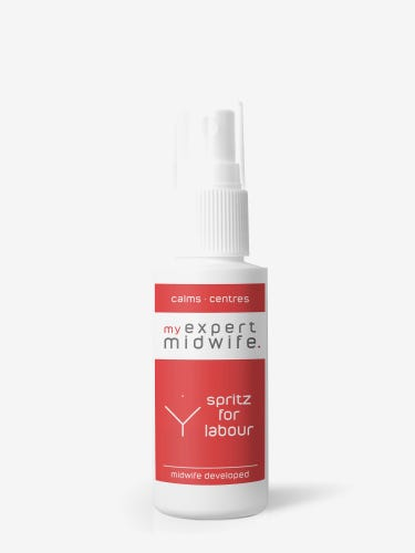 My Expert Midwife Spritz for Labour