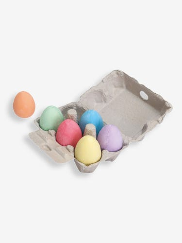 Bigjigs Chalk Eggs