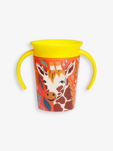 Munchkin Miracle WildLove 360° Trainer Cup Giraffe
