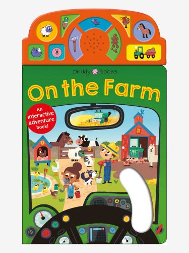On The Move: On The Farm Book