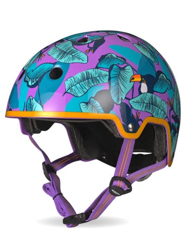 Micro Scooters Deluxe Toucan Helmet Small
