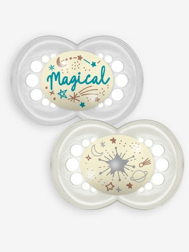 MAM Night Soothers 12+ Months Unisex