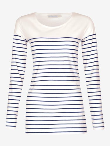 Breton Stripe Nursing Top
