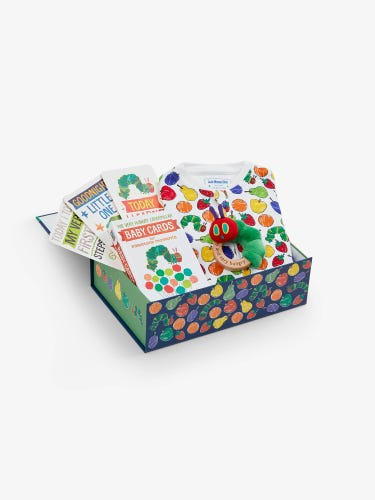 The Very Hungry Caterpillar Gift Set 0-3 Months