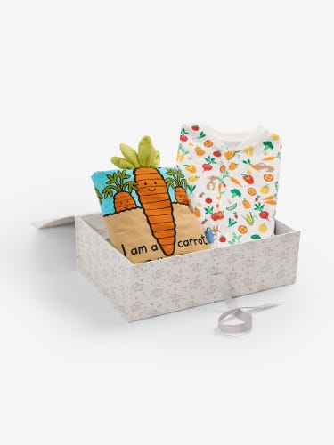 New Baby Veggie Patch Gift Set 0-3 Months