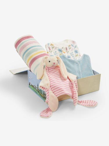 New Baby Pink Meadow Gift Set