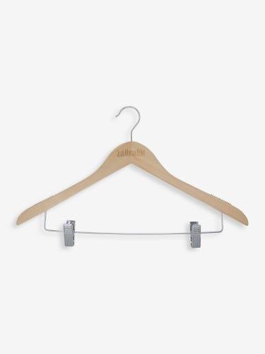 Set of 24 Wooden Hangers