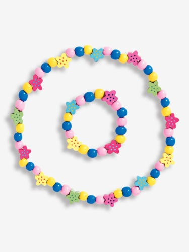 Kids' Bright Necklace Set