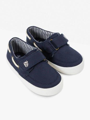Navy Sailor Shoes