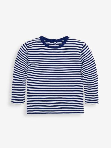 Girls' Stripe Top