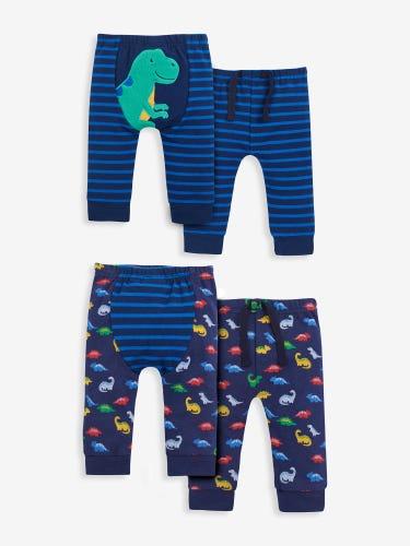 2-Pack Dino Baby Leggings