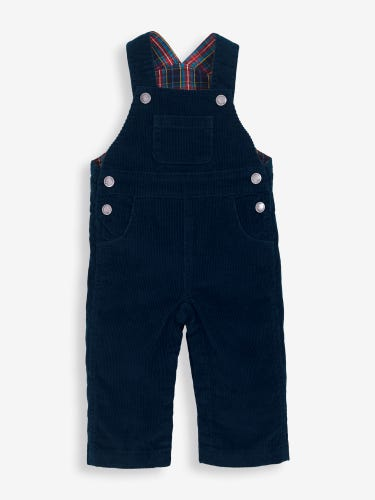 Cord Baby Dungarees