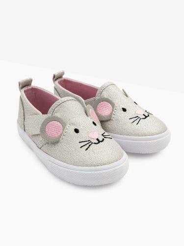 Mouse Canvas Shoes