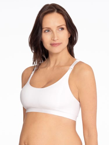 Cotton Maternity & Nursing Bra