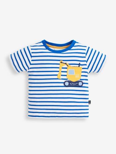 Kids' Digger Pocket T-Shirt