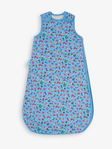 Woodland Print 2.5 Tog Baby Sleeping Bag